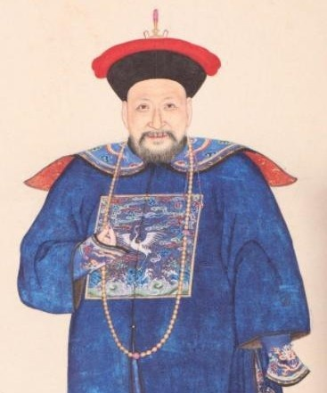Qing Minister  Dong Gao